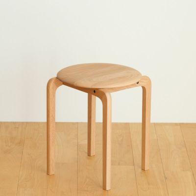 LISCIO stool(4本脚)