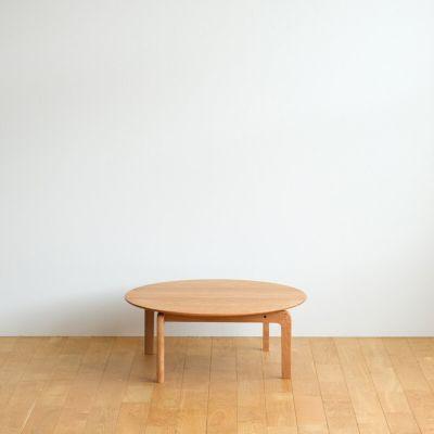LISCIO Circle Low Table 84